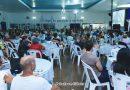 Fundador das Lojas Lebes palestra em Capivari do Sul