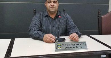 Vereador Ademar Terra grita: Expresso Palmares engana e tira direito do passe-livre dos estudantes
