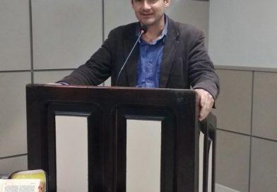 Vereador Rato esclarece que não é contra projeto de abertura de crédito, mas sim da falta de especificações para ser aprovado