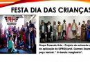 Festa do Dia das Crianças em Palmares