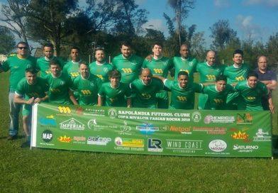 Definidos os semifinalistas do Campeonato de Futebol de Palmares do Sul