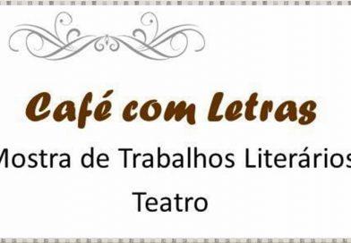 Café com Letras da Escola Albano