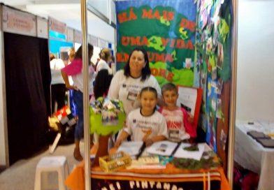 Escolas Pintando 7 e Albano representam Palmares na Feira de Ciências de Pernambuco