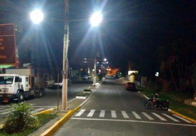 Sede de Palmares e Quintão ganham iluminação de LED