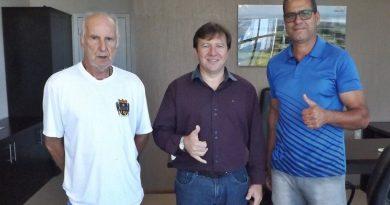 Marcão assume o Turismo e anuncia Copa Palmares