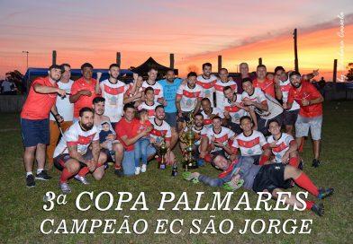 São Jorge é o campeão da Copa Palmares