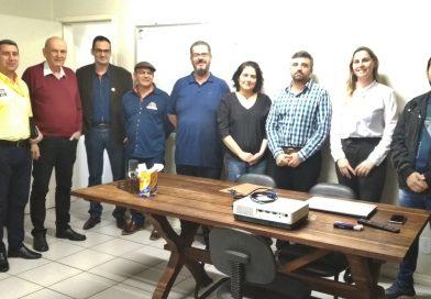 Eleita nova diretoria do CONSEPRO de Palmares do Sul