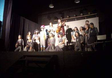 Grupo Atuart de Palmares do Sul ganha prêmios no Festival Estadual de Teatro Estudantil