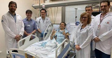 Ciência: Brasileiro com câncer terminal tem alta após tratamento inovador