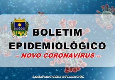Secretaria de Saúde atualiza boletim sobre Covid-19 em Palmares do Sul