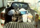 CRAS de Palmares do Sul entrega quase uma tonelada e meia de alimentos arrecadados para sede e distritos