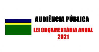 Prefeitura de Palmares do Sul realizará audiência pública sobre Lei Orçamentária Anual para 2021