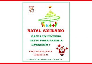 Escolinha Pintando 7 lança projeto de Natal para toda Palmares do Sul